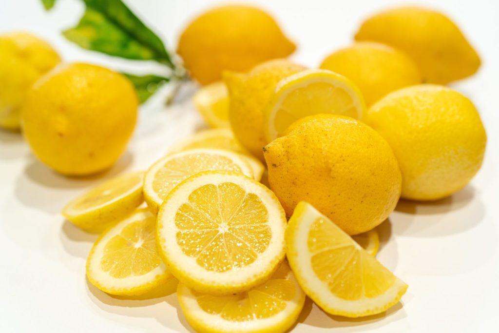 mermas en los limones